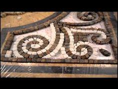 Mosaic Marble - Making mosaic art