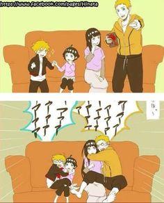 Read 42 family part 5 from the story IMÁGENES NARUHINA by jeniffersolis (Hinata solis with reads. Naruhina, Naruto Uzumaki, Anime Naruto, Itachi, Himawari Boruto, Naruto Comic, Hinata Hyuga, Gaara, Narusasu