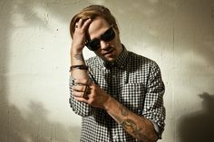 Jewelry and styling by Vitaly.  #mens #fashion #jewelry #rings #pendants #tattoos #accessories
