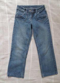 Kaufe meinen Artikel bei #Mamikreisel http://www.mamikreisel.de/kleidung-fur-madchen/jeans-auch-enge/35800274-jeans-fur-madchen-gr-140