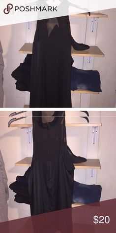 e863874a018f4 Jennifer Lopez plus size Black Halter Top Bought Never been used Super  cute! Zipper in the back Comment for any questions Jennifer Lopez Tops  Blouses