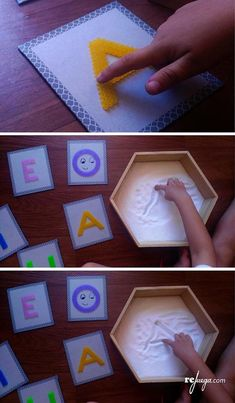 Fun Activities For Kids Preschool Learning Activities, Alphabet Activities, Craft Activities For Kids, Infant Activities, Preschool Activities, Preschool Apple Theme, Legos, Alphabet Letters, Pinterest Blog