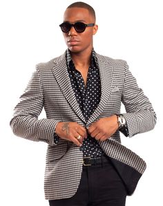 Some have that natural penchant for mens fashion & style. This is one such individual. Rd - Dejon Marquise, The Stylist