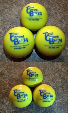 Weighted Balls and Bats 181331: Total Control Baseball Size 74...Weighted Training Baseballs...3 Pack -> BUY IT NOW ONLY: $30 on eBay!