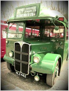 AEC Regal HLX 462 bus