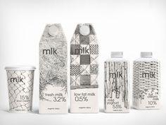 La Criatura Creativa: 20 diseños de packaging que son la leche
