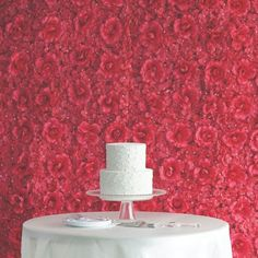 UV Protected Red Silk Rose & Hydrangea Flower Wall Mat Panel in 2019 Red Hydrangea, Hydrangea Not Blooming, Hydrangeas, Flower Wall Backdrop, Wall Backdrops, Wedding Backdrops, Backdrop Ideas, Wedding Ideas, Wedding Receptions