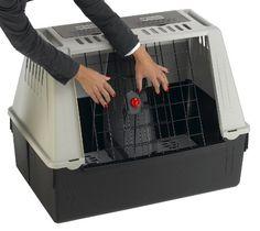 Ferplast 73080021W1 Autotransportbox ATLAS CAR 80, für Hunde, Maße: 82 x 51 x 61 cm, grau - http://www.transportbox-katzen.de/produkt/ferplast-73080021w1-autotransportbox-atlas-car-80-fuer-hunde-masse-82-x-51-x-61-cm-grau/