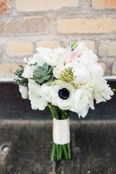 Peonies, Garden Roses, Ranunculus, and Anemones | Brides.com