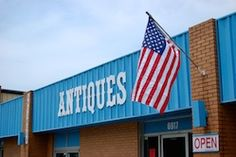 Antiques at Gresham Lake - Antique Store Raleigh NC