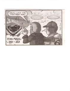Cartoon by Taylor Crowe