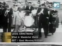 Louis Armstrong - What A Wonderfull World - subtitulada en español