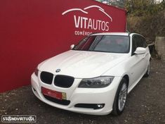 BMW 318 d Touring Navigation preços usados
