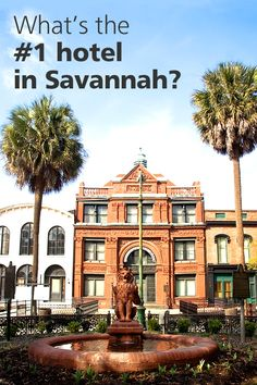 Don't just stay anywhere in Savannah. See what travelers say. TripAdvisor searches 200+ sites to find you the best hotel prices.