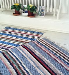 The Northern House - swedish rag rugs