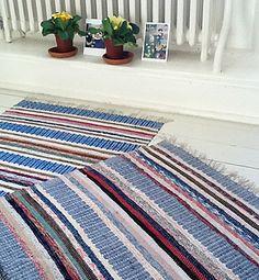 The Northern House - swedish rag rugs