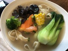 CHEF HUNG TAIWANESE BEEF NOODLE HOUSE  ADDRESS 9055 University High St Unit 109, Burnaby, BC V5A 0A7 Noodle House, House Address, Beef And Noodles, No Cook Meals, I Foods, New Recipes, University, Soup, Eat