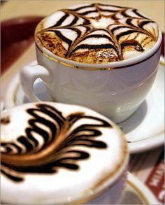 Coffeecups Bilder: Poster von Brian Raggatt bei Posterlounge.de