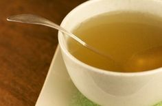 BONE BROTH RECIPE  -- Historically bone broths have been used during periods of fasting.   The broth helps the body detoxify while you are fasting and prevents muscle degradation.