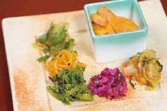 島野菜の漬け物盛合せの写真創作沖縄料理 二幸|沖縄国際通り三越の横
