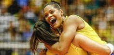 Brasil vence os Estados Unidos e avança para fase final do Grand Prix