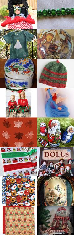 Christmas and the inner child by Rosemary Grayson on Etsy--Pinned with TreasuryPin.com #teamunity #handmade #christmas #homemade #unique #gifts #kids #children #vintage #forboys #forgirls #forher #forhim