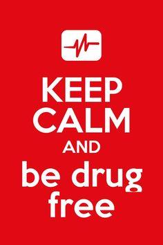 Red Ribbon Week: Drug Free Is The Key! | Red Ribbon Slogans ...