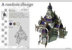 GGSCHOOL, Artist 김선화, Student Portfolio for game, 2D Scene Concept Art, www.ggschool.co.kr