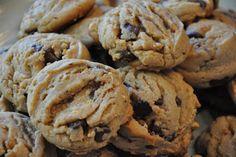 Sophia's Sweets: Peanut Butter Chocolate Chunk Cookies
