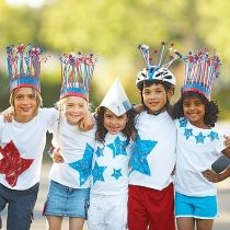 Patriotic Parade Crafts - Parade Wear for July 4th | Spoonful#carousel-id=photo-carousel=11#carousel-id=photo-carousel=11