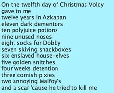 You know you sang this and it was the best Christmas song ever.