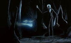 Jack and Zero The Nightmare Before Christmas 1993