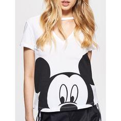 Bluzka Mickey Mouse, CROPP