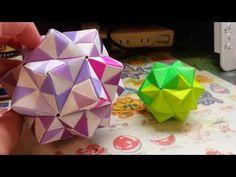 (ユニット 30枚版)もやっとボールの作り方 - YouTube