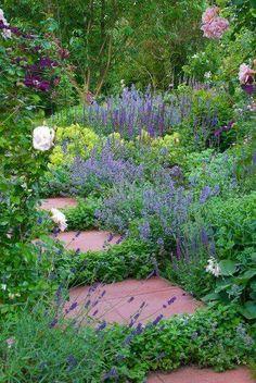 Lovely Englisch garden