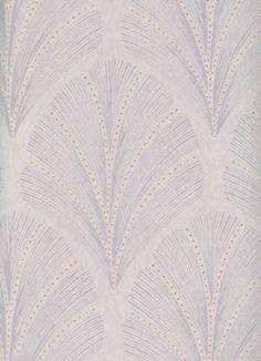 louise casadeco wallpaper - grey fan designs with an accent of copper, available from S & A Supplies at discounted prices! Casadeco Wallpaper, Bedding, Art Deco, Pattern, Copper, Popular, Living Room, Google Search, Bedroom