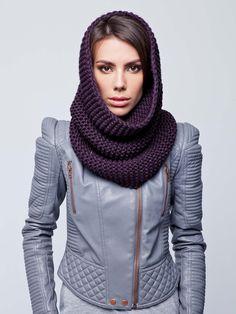 Как завязать шарф-хомут (93 фото): красивые способы завязывания на шею и на куртку, как обычный шарф завязать как хомут