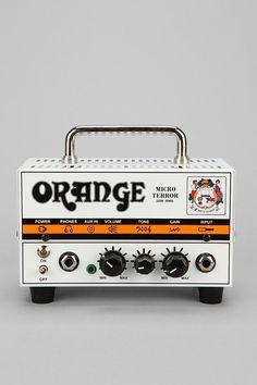 Orange Amplifiers Micro Terror Preamp #urbanoutfitters