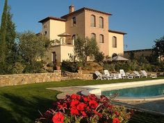 Agriturismo La Valiana  ... cause what's the luxury?  ... Having free time to spend in the Tuscan countryside.