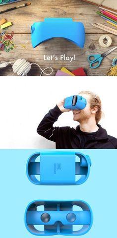 Divertirsi coi visori VR. http://virtualmentis.altervista.org/