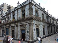 La casa de los azulejos - Ciudad de México