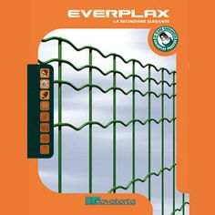 Plasa gard sudata EVERPLAX 50X100mm 150cm 25m