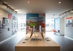 CentreBlock Sales Centre - Free Agency Creative