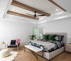 Master Room, Master Suite, Tray Ceiling Bedroom, Ceiling Design, Ceiling Ideas, Ceiling Fan, Reno, Layout, Finding A House