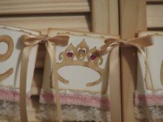 Little Princess Baby Shower Banner Vintage by RubysPlaceInTime, $22.50