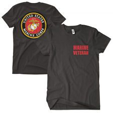 t-shirt usmc marines marine corps veteran military fox outdoor 63-4852