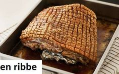 Svine ribbe / Pork ribs Traditional Norwegian Recipe Read Recipe by Norwegian Cuisine, Norwegian Food, Viking Food, Norway Food, Nordic Recipe, Swedish Recipes, Norwegian Recipes, Norwegian Christmas, Scandinavian Food
