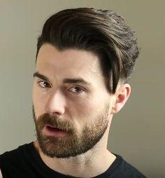 36 Best Men\'s Straight Hairstyles images in 2018 | Men hair styles ...