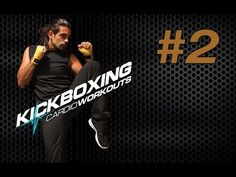 Kickboxing Workout #2: 20-Minute Fat-Burn Cardio Aerobic Exercise