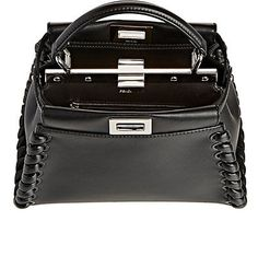 3548ccfb22 Fendi Peekaboo Mini-Satchel - Messengers - 504458469